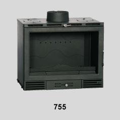 Modelo Ferlux 755  12Kw.