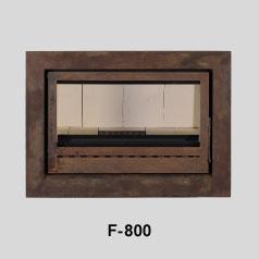 Modelo Ferlux F800  13Kw.