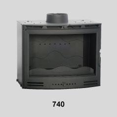 Modelo Ferlux 740  12Kw.