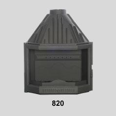 Modelo Ferlux 820  17.5Kw.