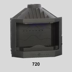 Modelo Ferlux 720  14Kw.