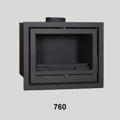 Modelo Ferlux 760  10Kw.