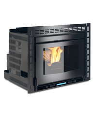 Modelo Extraflame Confort Plus Crystal Insertable 11Kw.