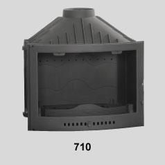 Modelo Ferlux 710  12Kw.