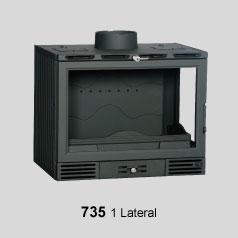 Modelo Ferlux 735  12Kw.