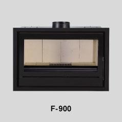 Modelo Ferlux F900  14.4Kw.