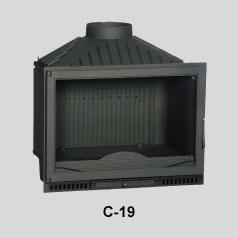 Modelo Ferlux C19  12Kw.