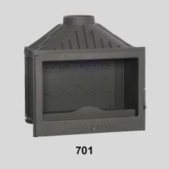 Modelo Ferlux 701  14Kw.