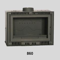 Modelo Ferlux 860 12Kw.