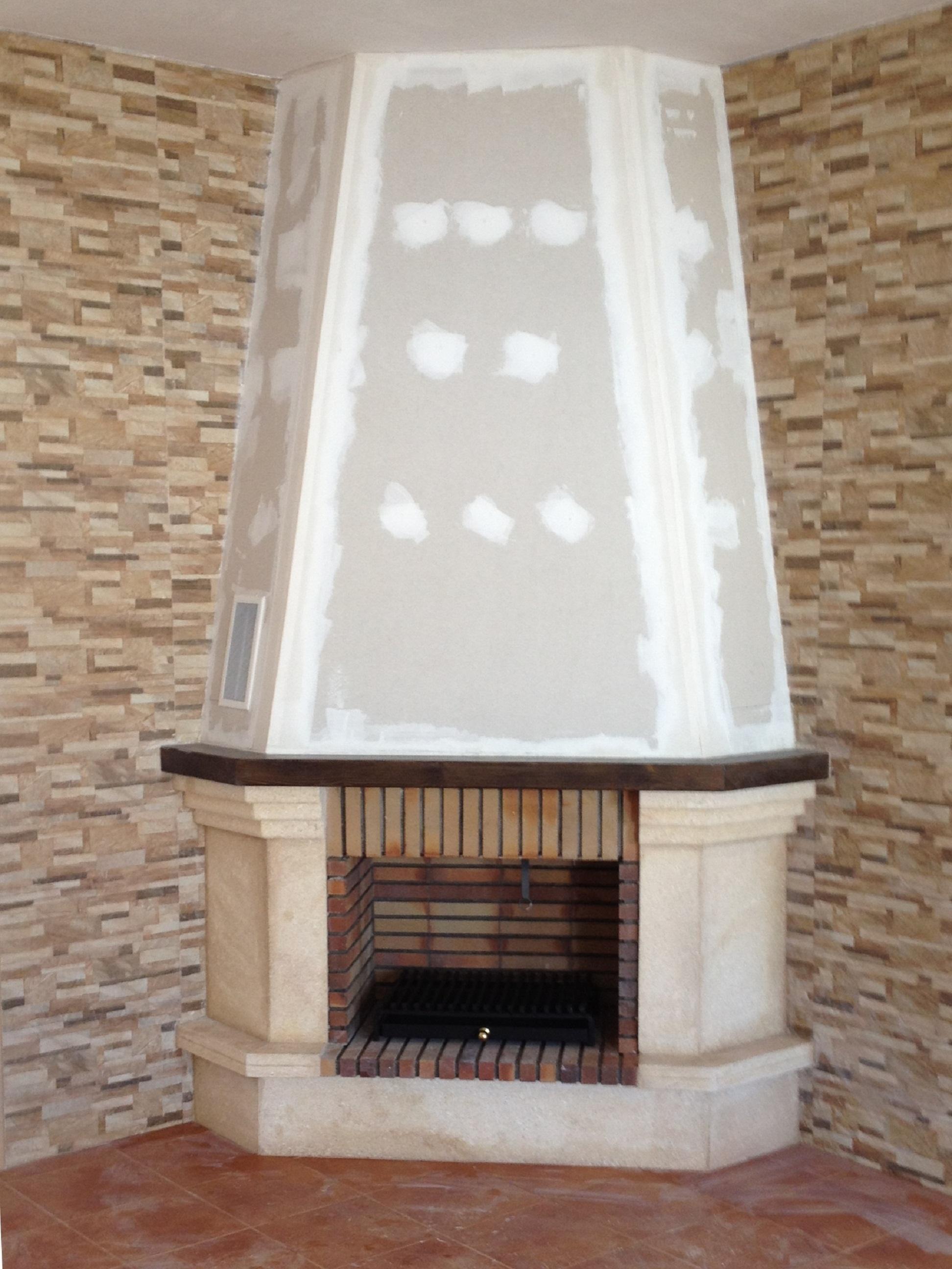 Revestimiento piedra natural mod. Cenia rincón.PVP.545€