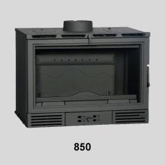 Modelo Ferlux 850 12.6Kw.